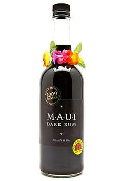 yo ho-ho and a bottle of (Maui Dark) Rum... www.talesfromthetiki.wordpress.com