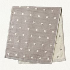 polka dot hand towels