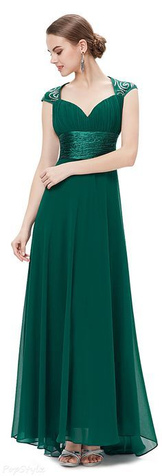 bf3911fbe Ever Pretty 09672 V-neck Ruched Long Evening Dress This would make a great  mother