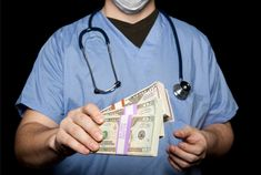 Doctors Who Take Money from Drug Companies Prescribe More Expensive Drugs http://ift.tt/1Mrv8hM