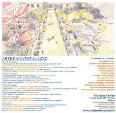 #ArtigianatoePalazzo @ Giardino #Corsini, #Firenze, 16/17/18/19 Maggio 2013 - Biglietti in prevendita su BoxOffice Toscana