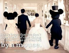 Disney Wedding im pinning this for my sister Schoenfeld Schoenfeld Burke emily burke she loves mickey and this would be her dream Wedding Wishes, Wedding Pics, Dream Wedding, Wedding Dresses, Wedding Ideas, Wedding Stuff, Wedding Things, Wedding Quote, Wedding Photoshoot