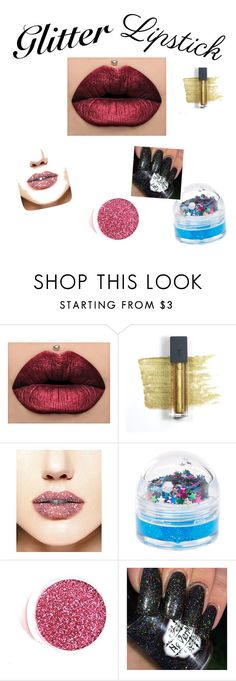 """""""Untitled #60"""" by carolyn-saltsman ❤ liked on Polyvore featuring beauty, Bite and claire's"""