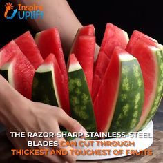 Fruits & Vegetables Slicer 😍 The easy-grip handles allow you to keep your ha . Fruits & Vegetables Slicer 😍 The easy-grip handles allow you to keep your hands safely away from Cooking Gadgets, Cooking Tools, Cooking Recipes, Fruit Recipes, Diet Recipes, Cool Kitchen Gadgets, Cool Kitchens, Top Gadgets, Kitchen Tools