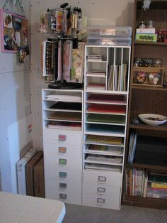 Michael S Recollection Cubes Craft Room Organization