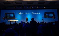 Microsoft va intégrer les processeurs mobile de Qualcomm pour Windows 10, les cartes e-sim arrivent sur PC