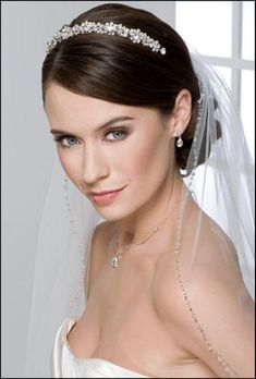 short wedding hairstyles with