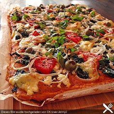 Pizza Hut Pizzateig, ein leckeres Rezept aus der Kategorie Grundrezepte. Bewertungen: 803. Durchschnitt: Ø 4,6.