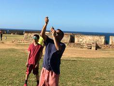 Kite flying San Juan