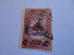 Not sure if it's 30 but it is a Liberia Rare Postage stamp