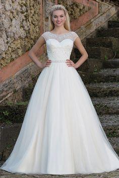 Suknia ślubna Sincerity 3887 2016