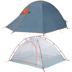 MEC Wanderer A/C 2 Tent - Mountain Equipment Co-op