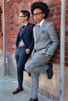 A good suit is important, but don't forget about the details. You can still express yourself through your accessories without taking attention away from the interview.
