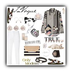 """""""Only modern"""" by zabead ❤ liked on Polyvore featuring Preen, Marni, Dolce&Gabbana, Stella & Dot, Fob Paris, Bea Bongiasca, Etro, Colana, Kelly Wearstler and NOVICA"""