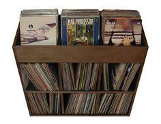 Woodnik Record Box Size S