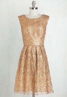Modcloth Gold Fun One Like You Dress In Gold Dress. Modcloth Gold Fun One Like You Dress In Gold Dress on Tradesy Weddings (formerly Recycled Bride), the world's largest wedding marketplace. Price $75...Could You Get it For Less? Click Now to Find Out!