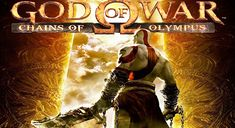 God of War Chains of Olympus ISO - War Roms