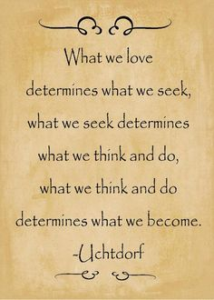 What we Love #quotes