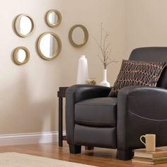 Product Details Circle Mirror Set Of 5 Home Sweet Home