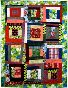 nifty quilts: Inspired by African American Quilts