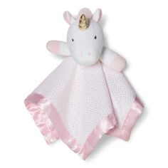 Circo™ Security Blanket - Unicorn I wish i was having a girl so i could buy this!