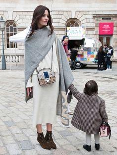 People @ Londen Fashion Week a/w 2015 | ELLE