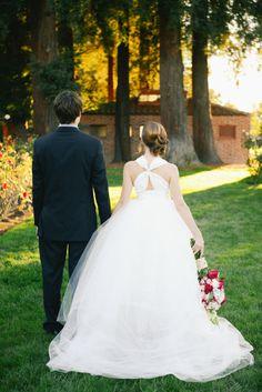 Vintage and Rose Inspired Wedding