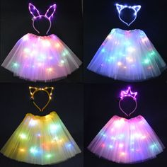 Recommended For You Glow Party Outfit, Neon Party Outfits, Neon Birthday, 13th Birthday Parties, Birthday Gifts, Glow In Dark Party, Glow Stick Party, Glow Sticks, Led Party Lights