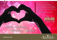 Sevgililer Günü Rixos Premium Belek'te!