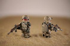 Desert Future Soldier