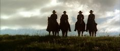 Absalom-Comanche Kid-Quincey-Macho Corto the feared outlaws of the Western frontier- Phantom Riders-they've never been caught once