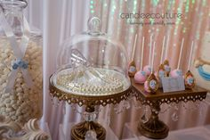 Ella's Cinderella Sweet Table - Candee Couture Dallas, Texas