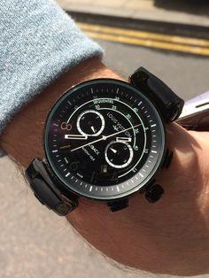 Louis Vuitton Flyback Watch (wtch.co), Wheler Street, London E1