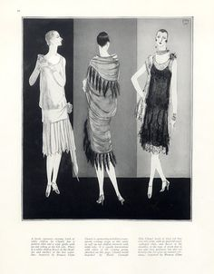 Chanel (Couture) 1926 Porter Woodruff, Evening Gown