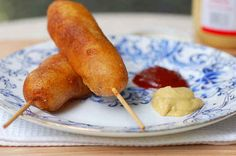 Homemade Corn Dogs | 25 Hot Dogs That Went Above And Beyond