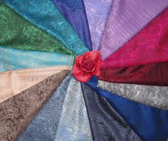 Affordable beautiful bridesmaids shawls to make the gals very happy and the wedding memorable.