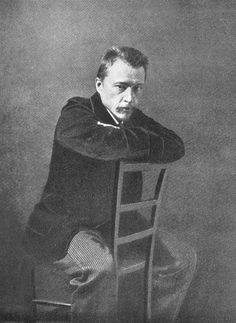 Hugo Wolf, certainly one of the greatest composers of Lieder of all time. In many ways a bridge between Wagner, his great influence, and later hyper-romantics.