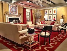 Sotheby's 2015 Designer Showhouse: 7 Best Rooms with Decorative Rugs