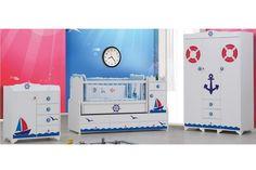 GÜVEN BEBE: T-9328 Denizci Bebek Odası