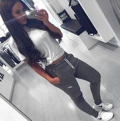 pants grises