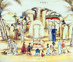 Qingming: Sweeping the Graves