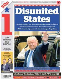 Trump: 100 copertine da urlo, da Playboy a Time - l'Espresso