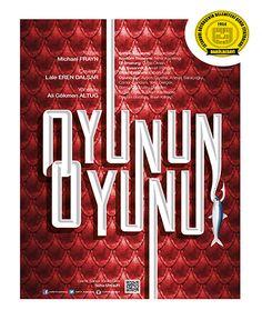 20.02.16: Oyunun Oyunu - Michael Frayn - İstanbul ŞT