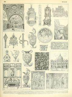 Nouveau Larousse illustré : Italie