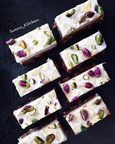 Raw Vegan Carrot Cake #healthy #dessert #recipe #raw #vegan #cake