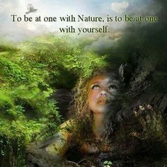 Nature...my safe haven