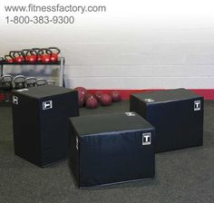 Whether beginning to integrate plyometric boxes into your workout routine or you're an advanced jumper, the Body-Solid Soft Plyo Box is for you!