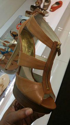 Michael Khors High Heel Sandal