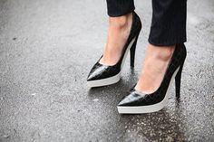 Shoes by Stella McCartney