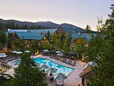 Tenaya Lodge - Yosemite Ca!